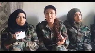 شاهد.. دعارة وابتزاز جنسي في جيش الأسد.. والمتطوعات يستنجدن بالضباط الروس!! - هنا سوريا