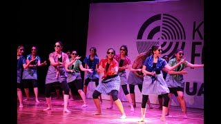 Lungi Dance Song Special performance  | Khyati Foundation Annual Day 2018