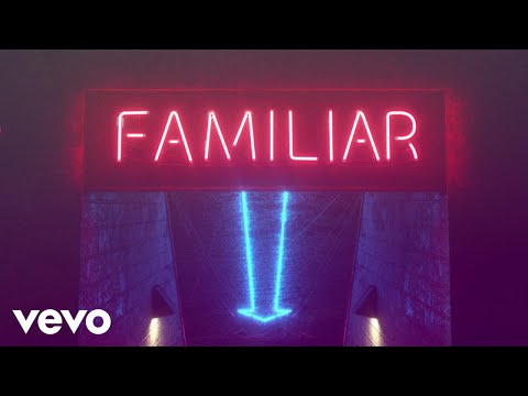 Download Liam Payne, J. Balvin - Familiar (Lyric Video) free