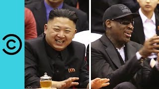 Kim Jong Un Is Obsessed With The Chicago Bulls | The Daily Show