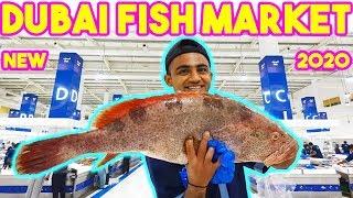 Dubai Fish Market - WaterFront Market in Dubai - World