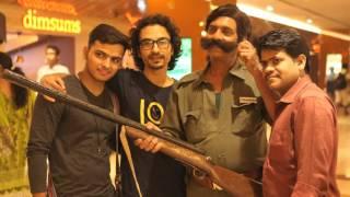 Meet Veerappan @ PVR Cinemas | Hindi Movie 2016 | Ram Gopal Varma, Sandeep Bhardwaj, Sachiin J Joshi