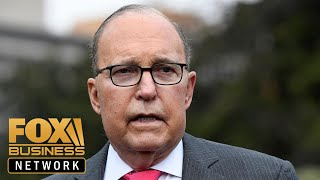 Larry Kudlow: We're not trying to damage the Fed's independence