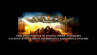 Timo Tolkki's Avalon - In The Name Of The Rose (English - Español)