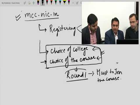 DBMCI NEET Counselling Part 1