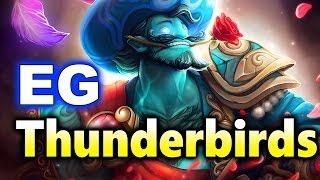 EG vs THUNDERBIRDS - Broken Keyboard! KIEV MAJOR DOTA 2
