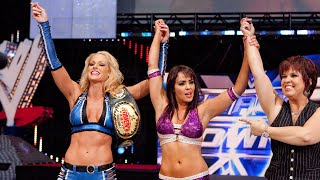 Michelle McCool reflects on LayCool and more SmackDown memories