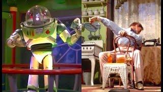 Top 10 Disney Animatronic Malfunctions | Disney Ride Fails