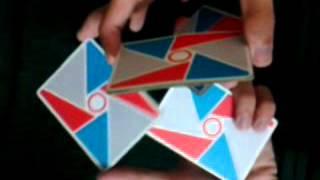 Card Flourish : Skater Cut Tutorial (Cardistry) // Hướng Dẫn Múa Bài Đơn Giản Skater Cut