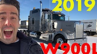 2019 Kenworth W900L - JUST ARRIVED