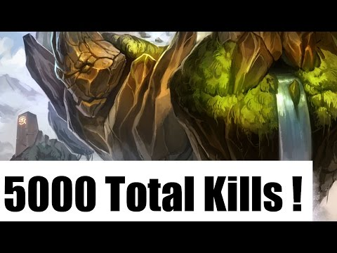 Smite: 5000 Kills On Geb! ( Why I Love Playing Geb)