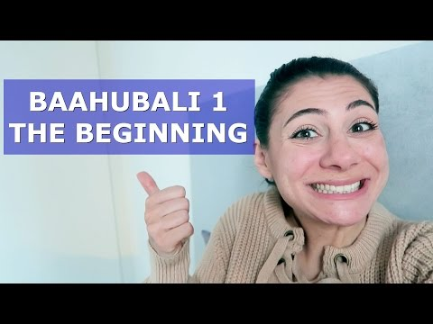 BAAHUBALI 1 THE BEGINNING MOVIE REACTION TRAVEL VLOG IV