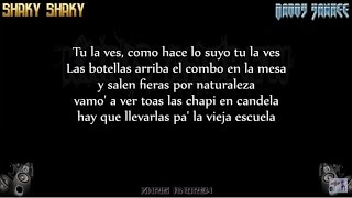 Shaky Shaky - Daddy Yankee (Letra)