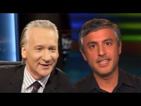 Xxx Mp4 Bill Maher Destroyed Again And Again By Reza Aslan 3gp Sex