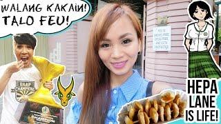 Vlog : College Life sa FEU! (Far Eastern University Manila)