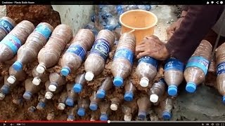 Creativitree - Plastic Bottle House