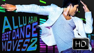 Best Dance Moves of Allu Arjun Part 2 (HD)