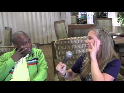 Phill Lewis aka Mr Moseby Interview at CGTV LA