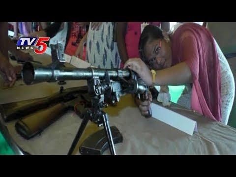 Xxx Mp4 Police Weapons Show Police Martyrs Day Nalgonda TV5 News 3gp Sex