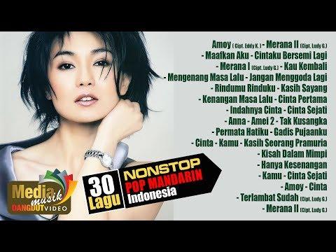 NONSTOP POP MANDARIN INDONESIA (30 LAGU) SIDE A - Full Album (Original Audio)