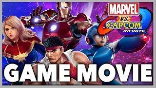 Marvel Vs Capcom Infinite - Le Film Complet / VF