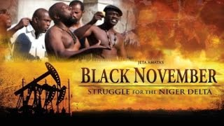 Black November Nigerian Hollywood Movie Review