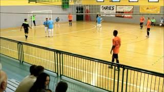 Città di Mestre vs Adriatica 7 - 6 i  goals