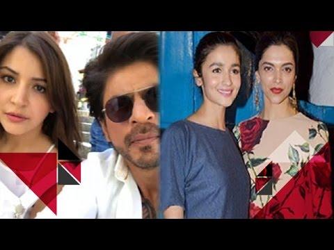 OMG!! Anushka Thinks Shahrukh Is NOT A GOOD ACTOR | Shahid Says Deepika & Alia Are Fantastic Actors
