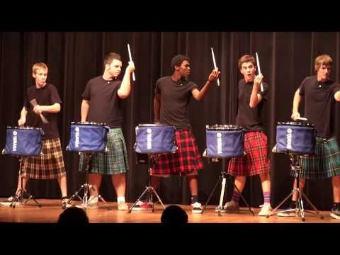 Xxx Mp4 THE OFFICIAL Hot Scots Drum Line 2011 Nigel Talent Show At LHHS 3gp Sex