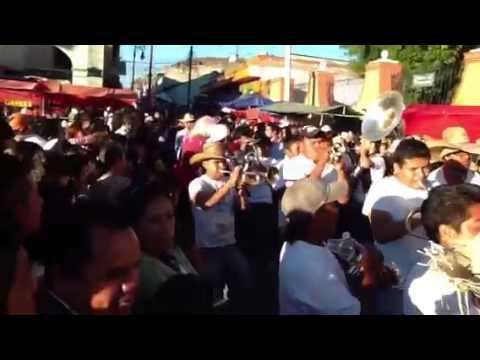 Carnaval juchitepec 2013
