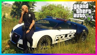 NEW Police Vehicles! - Grand Theft Auto 5 - Police Super Cars, Cop Car Upgrades & More! (GTA 5)