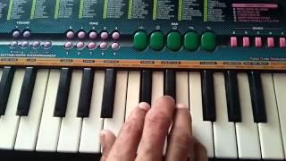 Ratri ya aunty chi ganti mi vajvali marathi double meaning song piano by nikhil