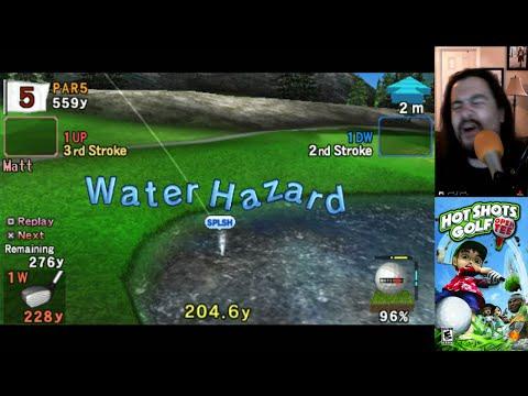 Xxx Mp4 Old School Hot Shots Golf Open Tee PSP 3gp Sex