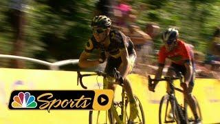 Tour de France 2018: Stage 10 finish I NBC Sports