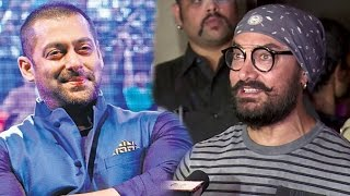 Aamir On Salman Khan Promoting His DANGAL Movie After His Support For SULTAN