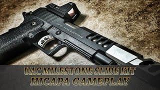 Custom UAC Milestone Hi CAPA Gameplay