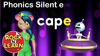 Learn Long Vowels with Silent e | Phonics Skills
