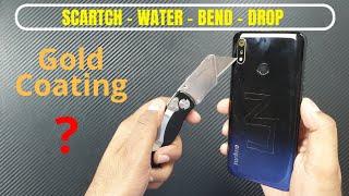 RealMe 3 Durability Test | DROP SCRATCH WATER BEND | Gupta Information Systems | Hindi