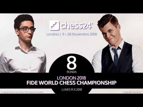 Xxx Mp4 Campeonato Del Mundo De Ajedrez Fabiano Caruana Magnus Carlsen 8 3gp Sex