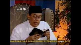 1429H Surat #4 An Nisaa Ayat 22-24 - Tafsir Al Mishbah MetroTV 2008