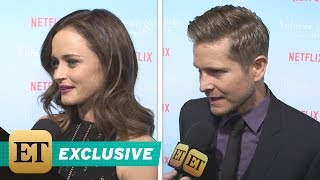EXCLUSIVE: 'Gilmore Girls' Stars Spill on Rory and Logan's 'Surprising' Relationship in the Netfl…