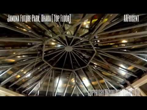 Jamuna Future Park Mall HD Dhaka Bangladesh - Top Floor