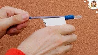 How to make a simple Pen Gun