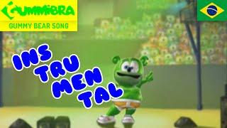 Gummy Bear Instrumental Song ~ Versão Instrumental Com Letras Brasileiras