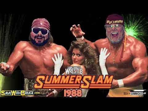 Xxx Mp4 STW 117 SummerSlam 1988 3gp Sex