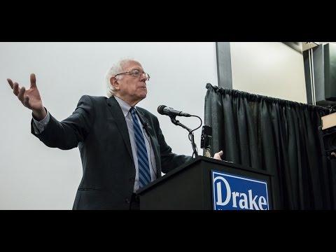 Thom Hartmann Fact Checks a Bernie Sanders Draft Dodge Accuser