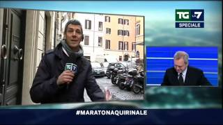 La #maratonaquirinale di Paolo Celata