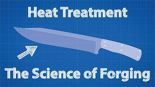 Heat Treatment -The Science of Forging (feat. Alec Steele)
