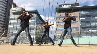 Jithu Jilladi | Manchester UK | iPhone5s | Theri 2016