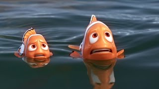 Finding Dory - The Tank Gang | official featurette (2016) Disney Pixar